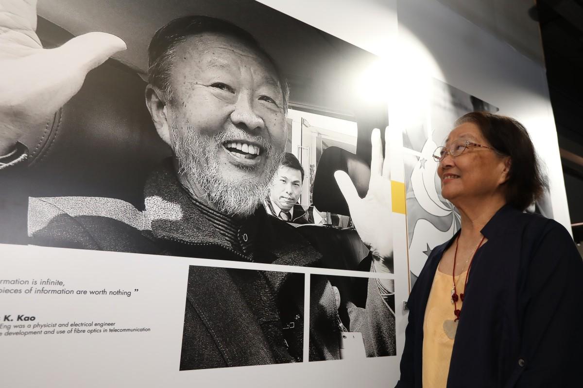 Widow of Nobel physics laureate Charles Kao Kuen tells of