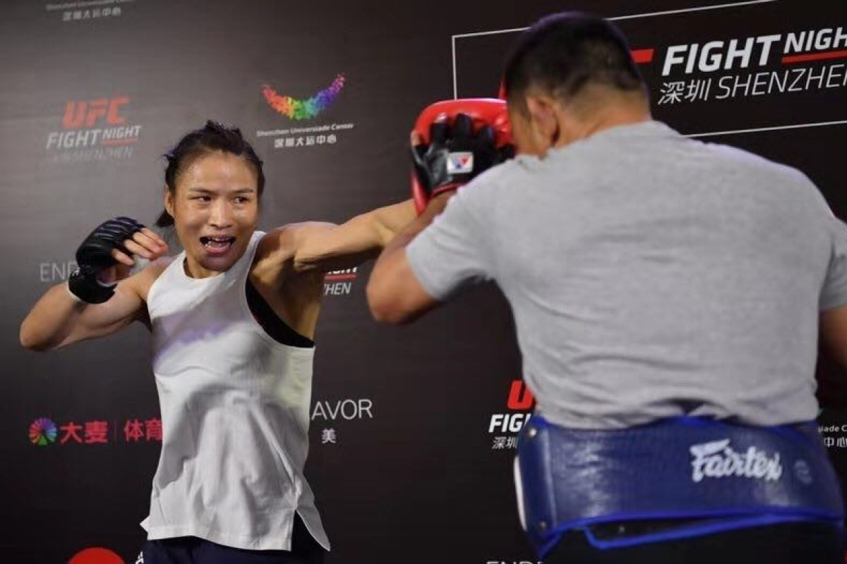 UFC Shenzhen weigh-in results: Zhang Weili, Jessica Andrade