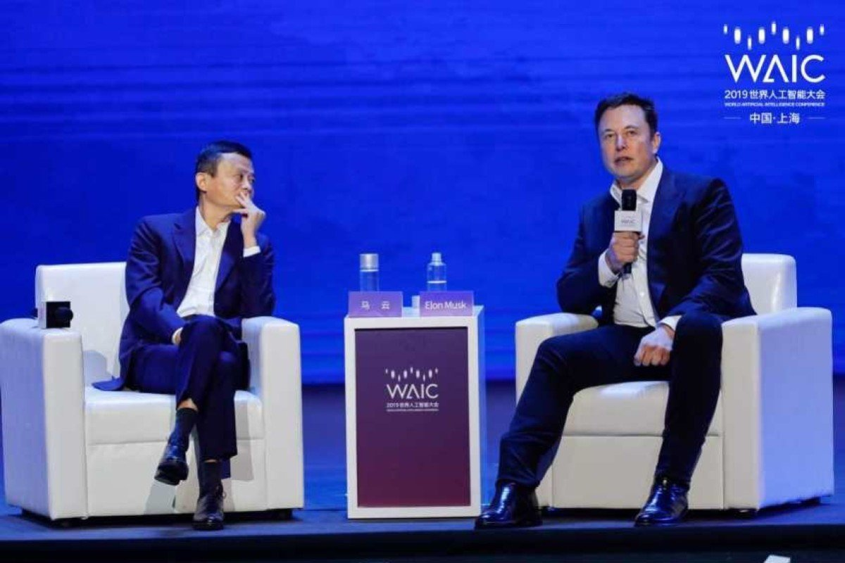 AI face-off: Alibaba's Jack Ma sees new human chapter while