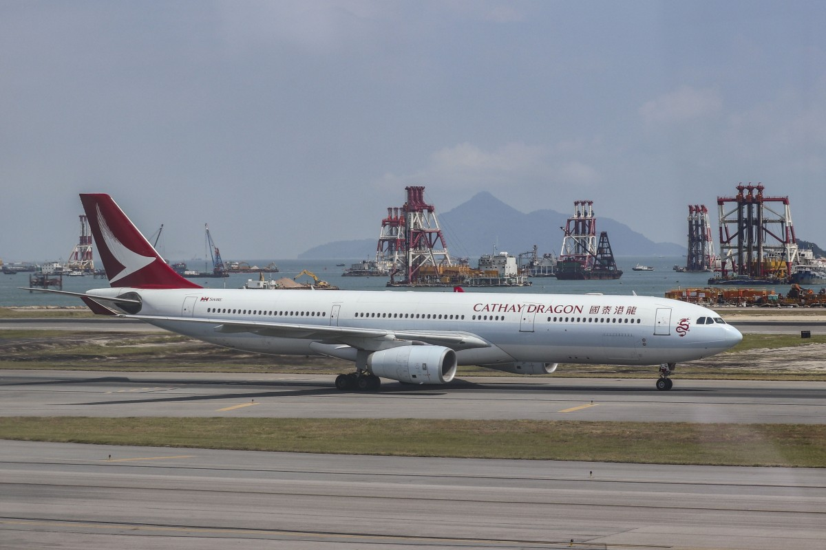 Boeing plane abandoned in Hong Kong by bankrupt Russian