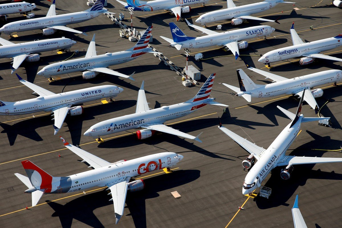 Aviation administration panel reviewing 737 MAX