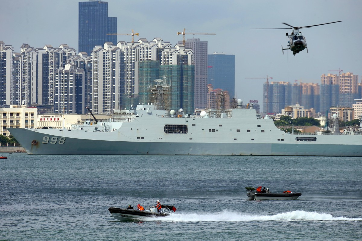 Should China be worried about the US-Asean sea drill