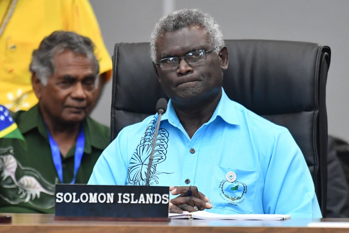 Solomon Islands sets up task force to consider switching