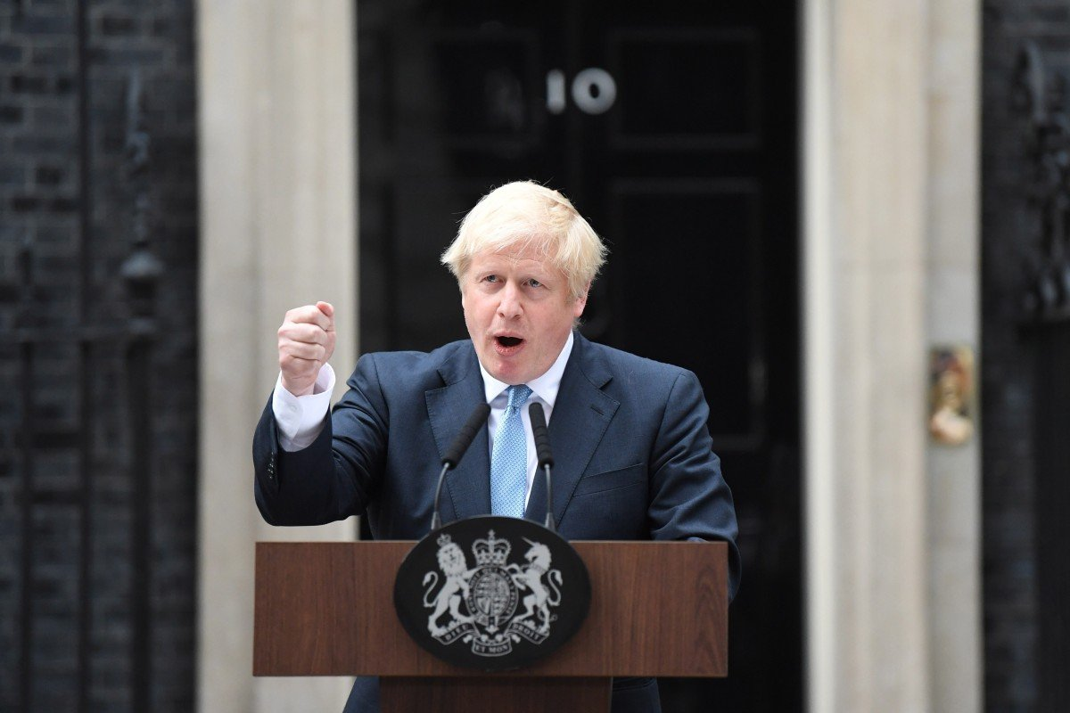 You don't want an election': UK Prime Minister Boris Johnson