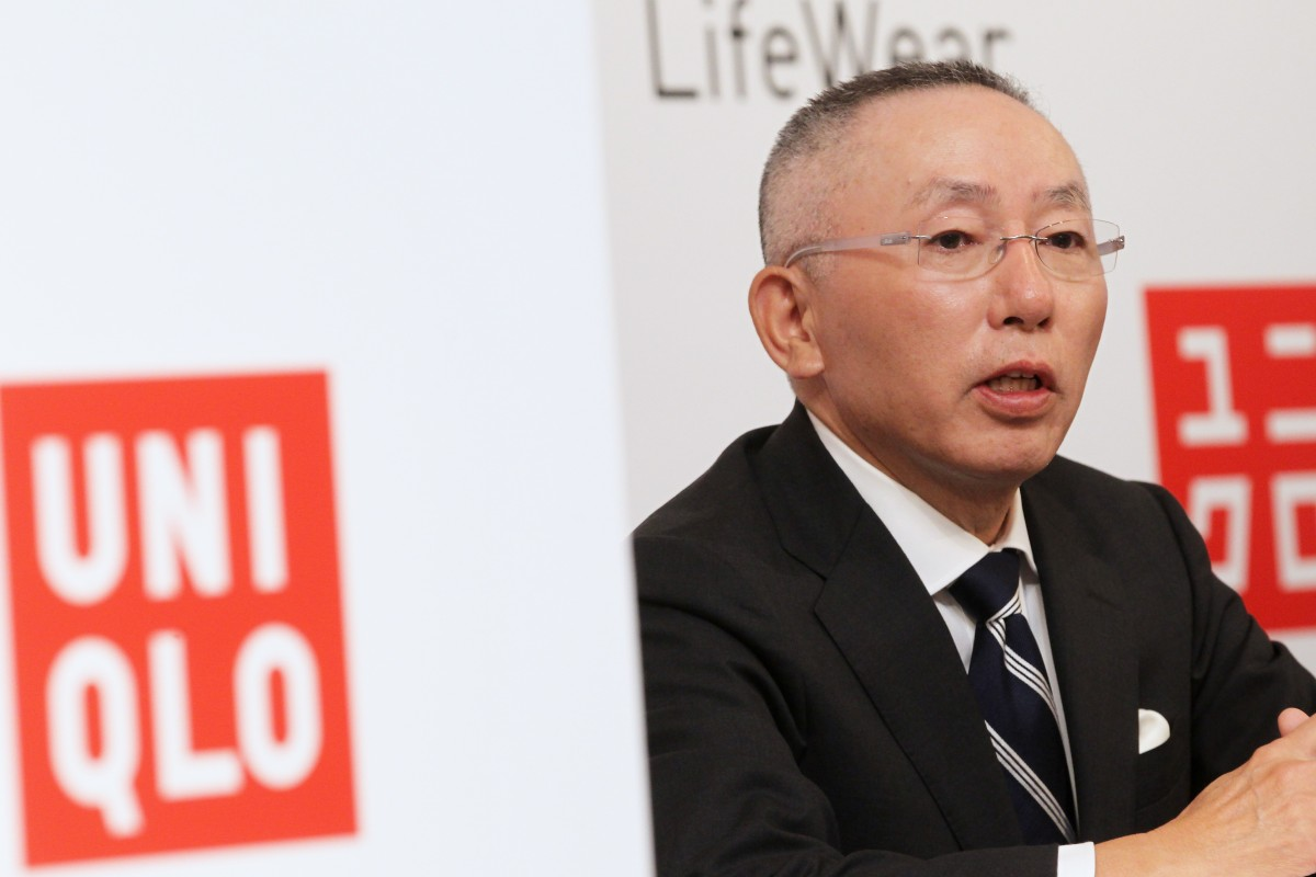 Uniqlo founder Tadashi Yanai wants to be succeeded by female
