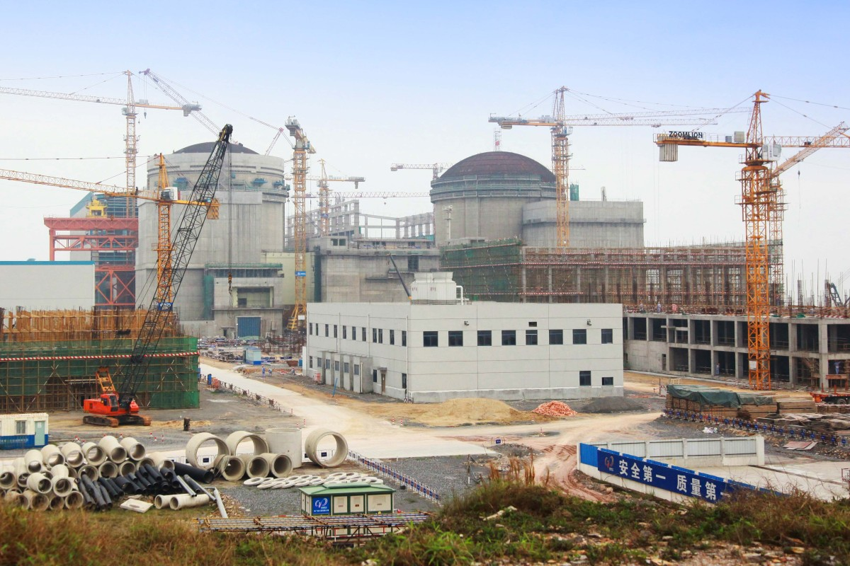 China condemns US blacklisting of nuclear firms and says
