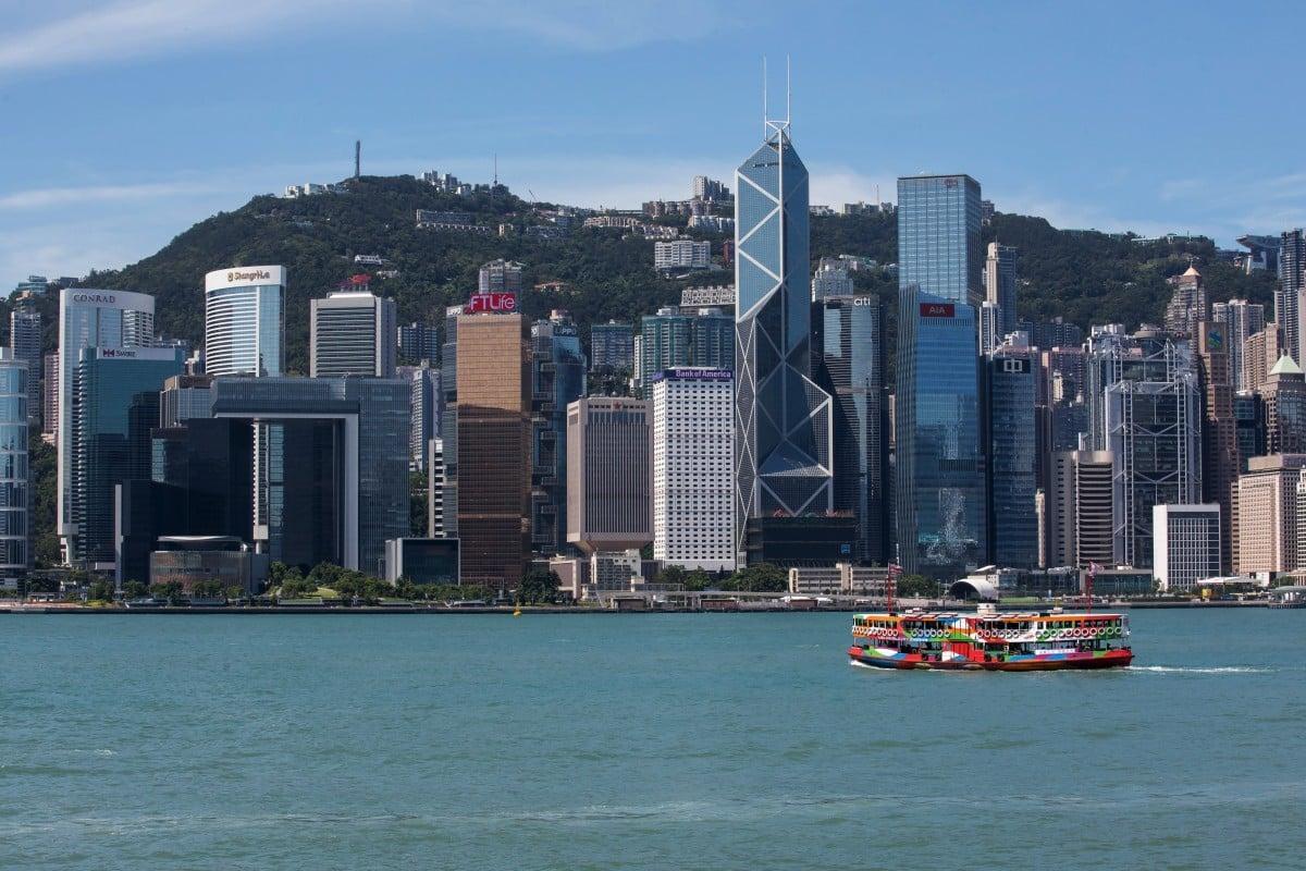 Hong Kong's old neighbourhoods get a new look as street art