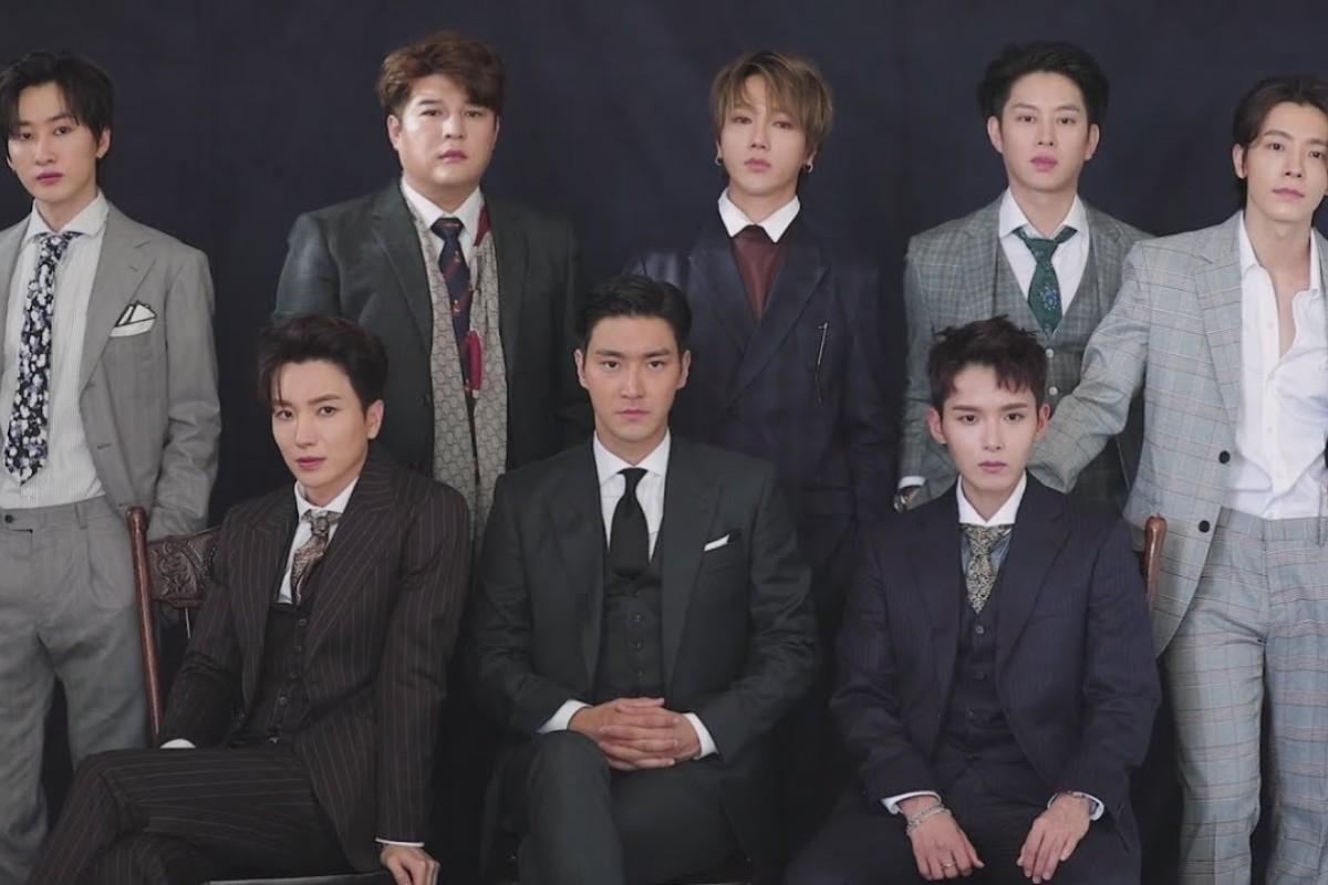 Latest album from Super Junior heralds return of K-pop