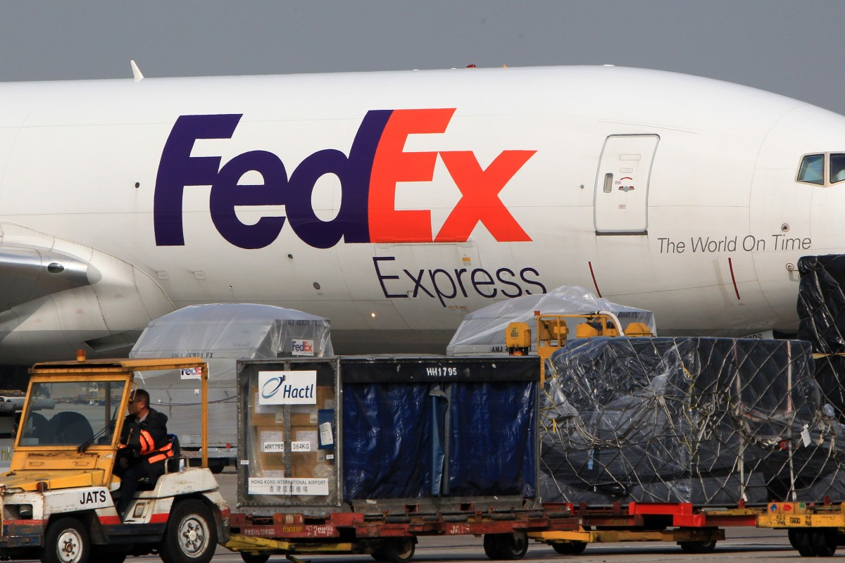 FedEx strongly denies wrongdoing after China accuses US firm