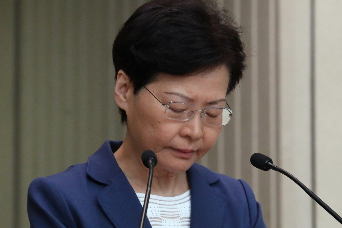 The 2nd term Chief Executive of Hong Kong