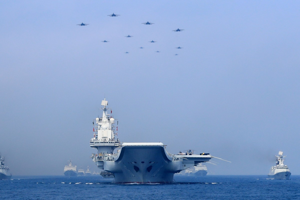 South China Sea 'likely to top agenda' when Malaysian