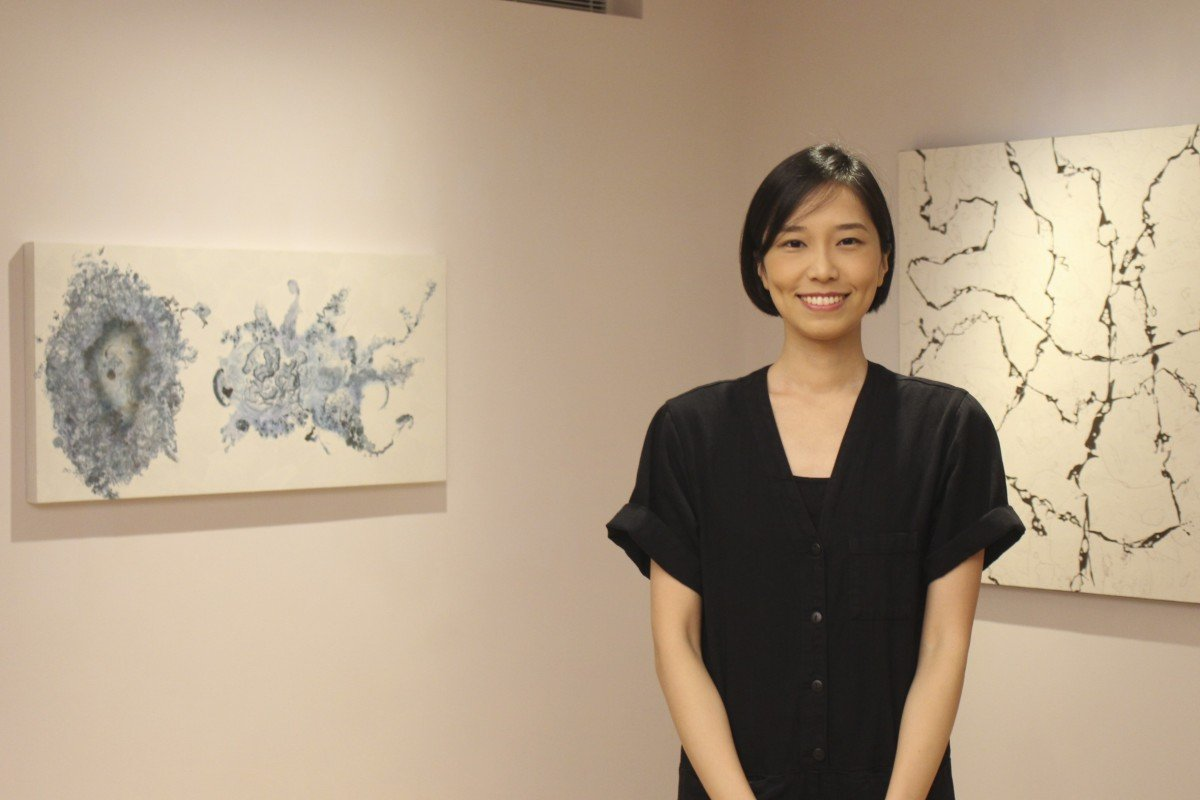 Chinese women artists challenge male-dominated ink painting ...