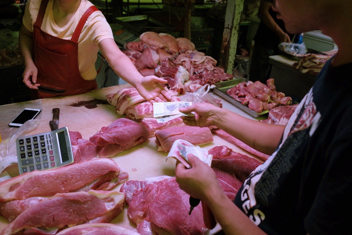 Rising pork prices fuelling discontent in mainland China