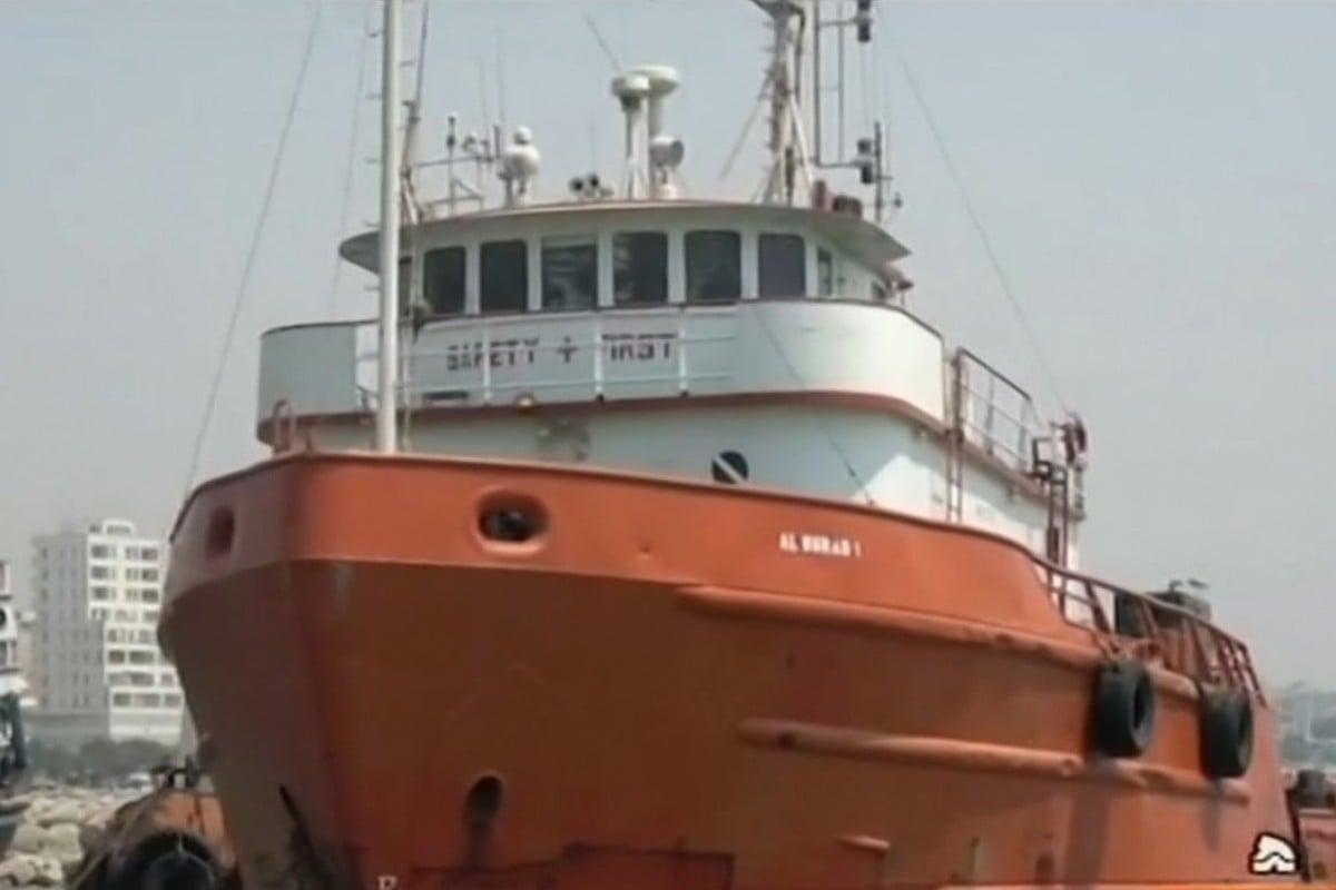 Iran seizes boat and arrest 12 Filipino crewmen in operation
