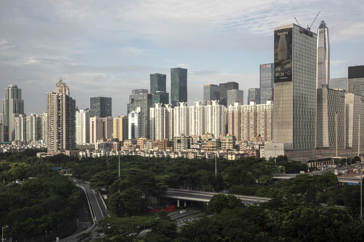 Shenzhen drone maker DJI was the technology start-up that