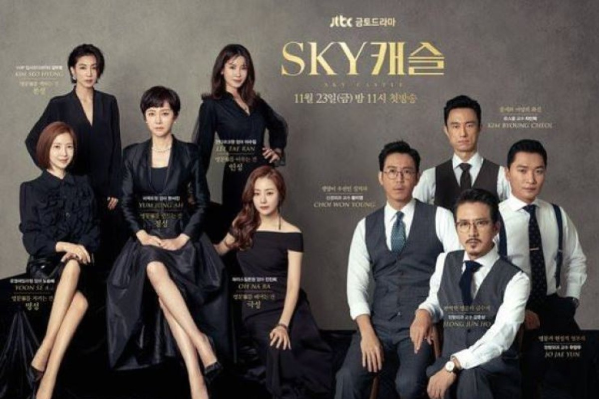 Hit K-drama series SKY Castle gets an English-language