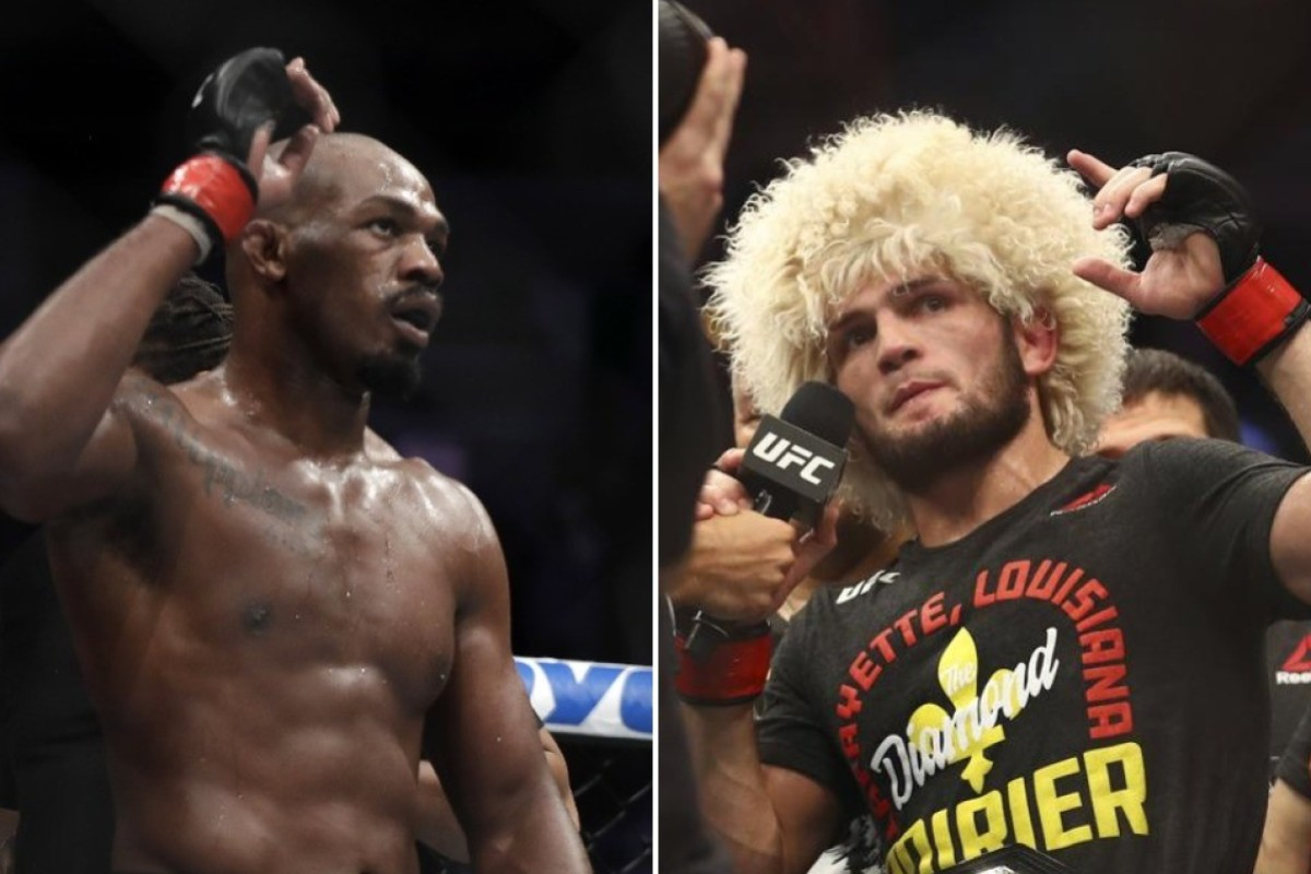Sorry Khabib Jon Jones Is Still Ufc S Pound For Pound No 1 In Rankings And Cold Hard Reality South China Morning Post