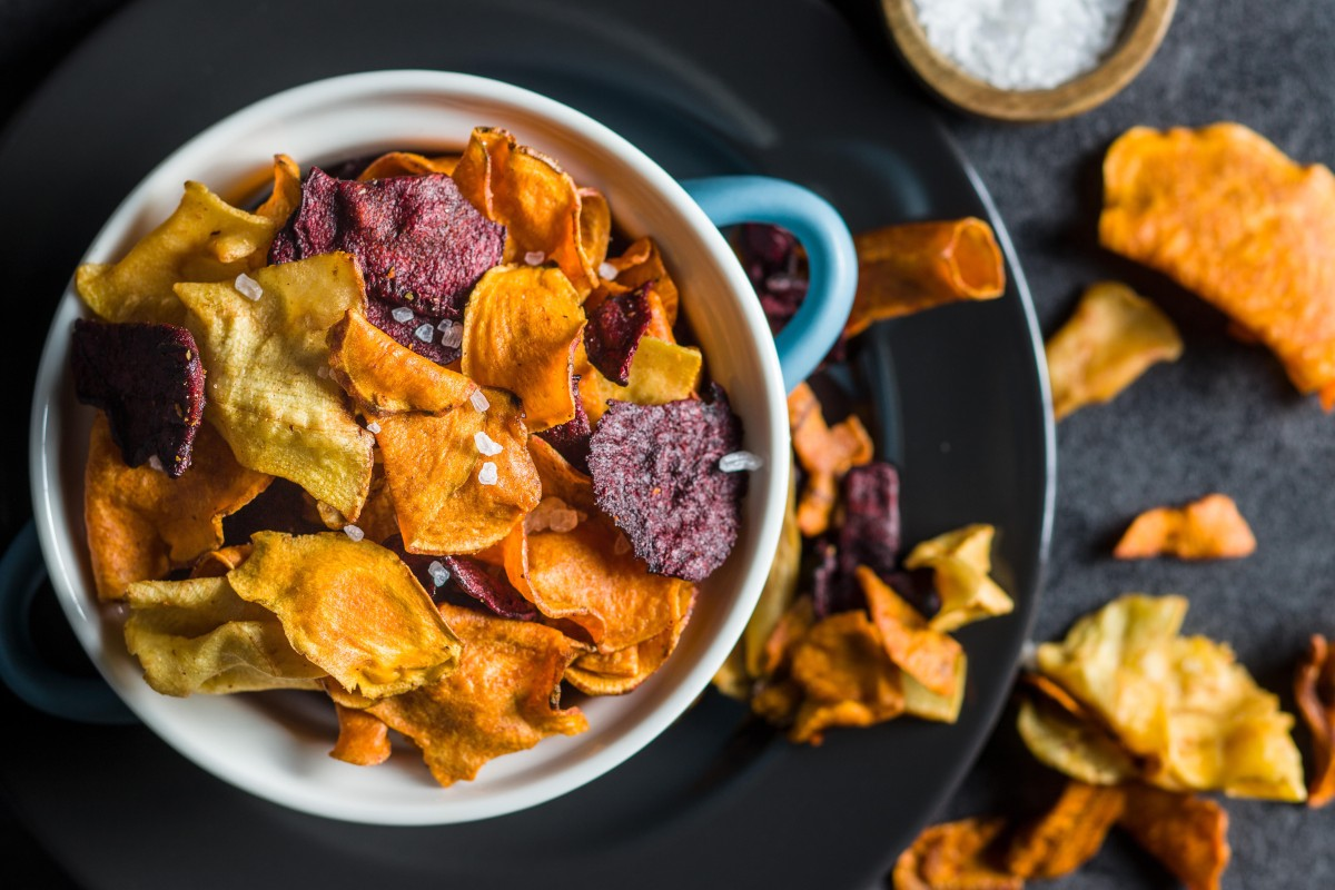 Deep-fried vegetable chips could contain twice the amount of carcinogen in potato chips, Hong Kong consumer...