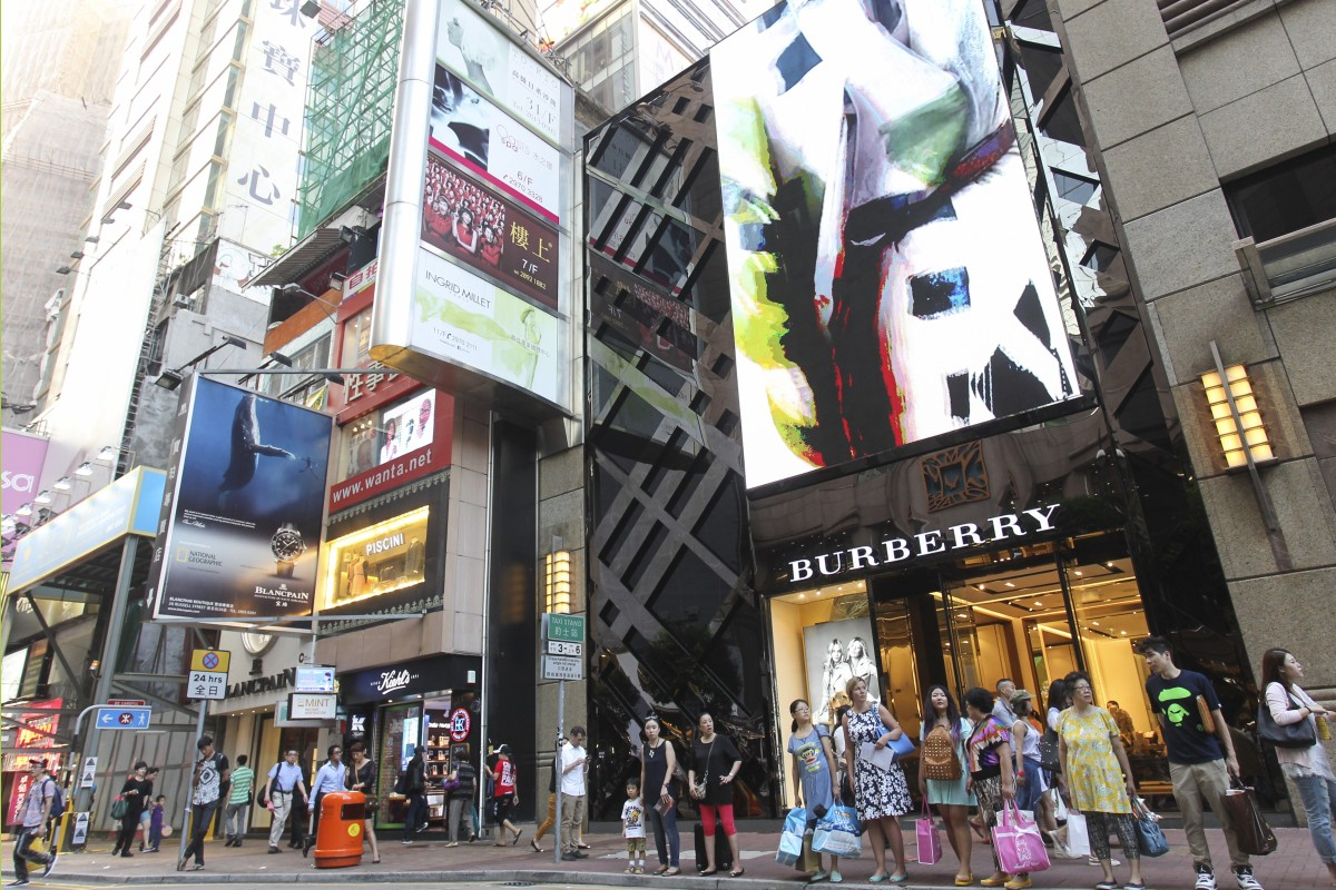 Causeway Bay's retail vacancy rate to soar, with one in 10 shops standing empty as Hong Kong's street...