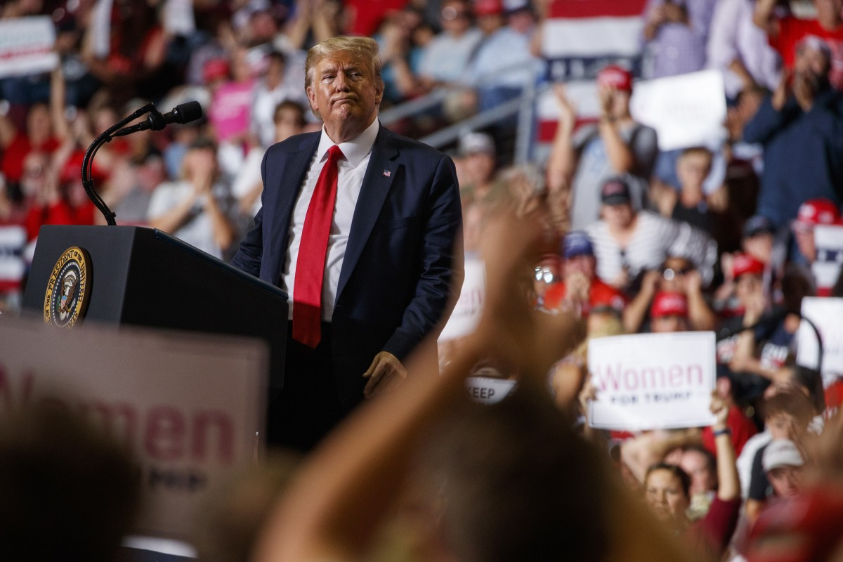 New Mexico Senate Race 2020.Donald Trump Is Waking Up To The Fact That Ending The Trade
