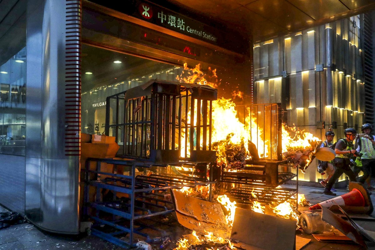Violence blew the lid off Hong Kong's simmering discontent. It's about time