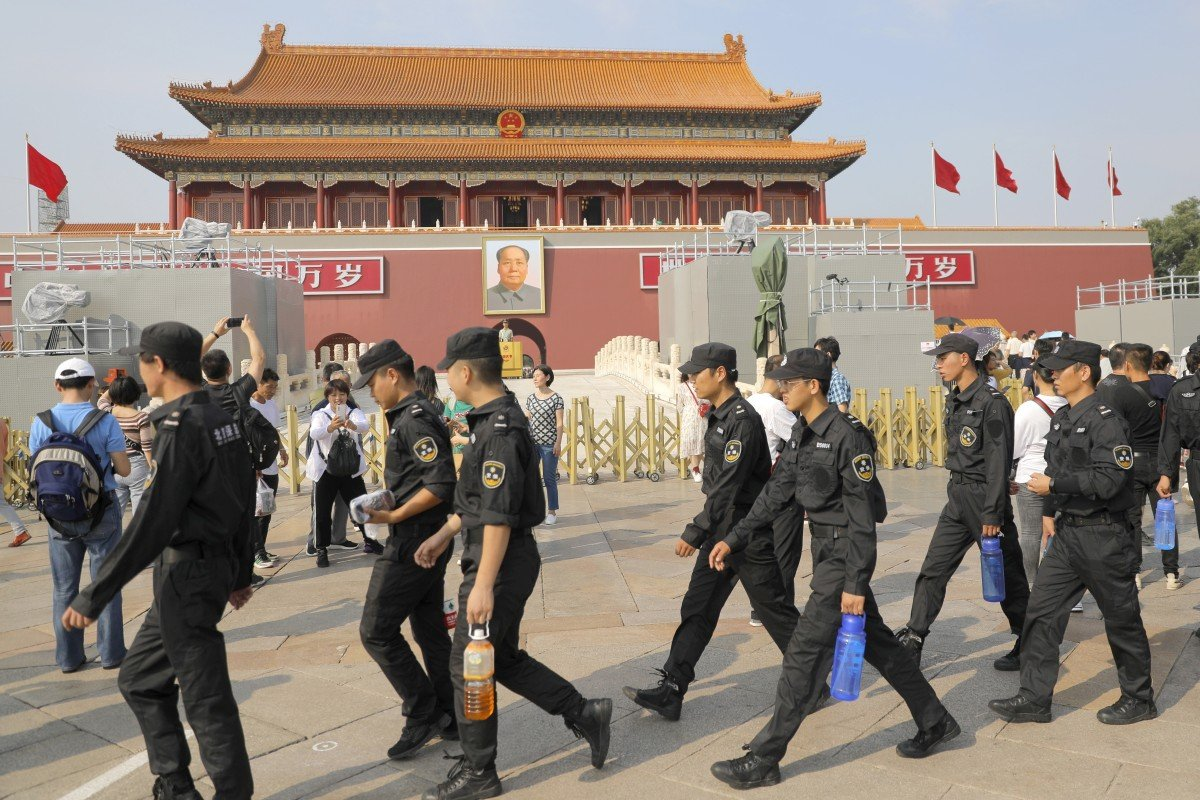China ramps up security from Beijing to Guangdong ahead of ...