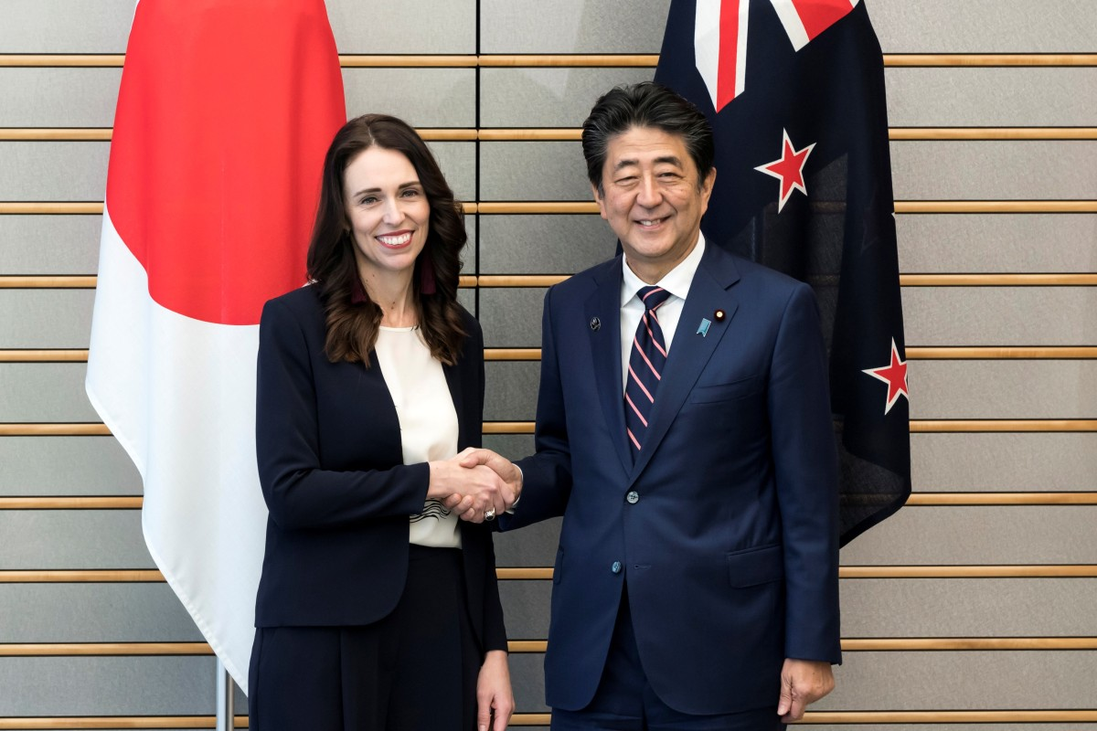 New Zealand PM Jacinda Ardern gets Japan and China confused during official visit