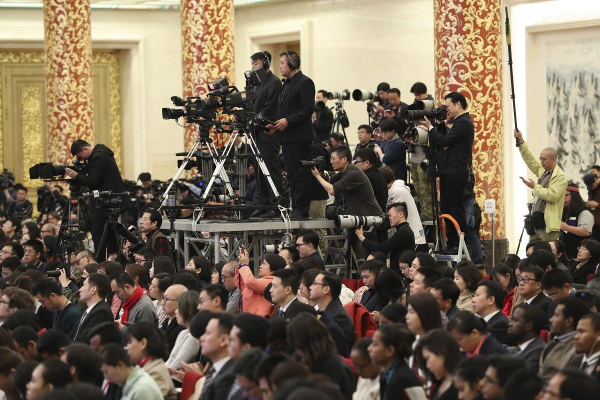 Journalists in Chinese state media to be tested on loyalty to President Xi Jinping