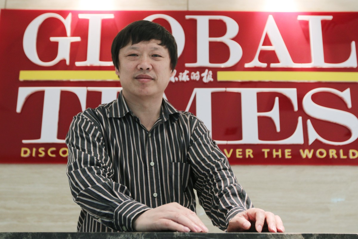 Editor of nationalist Global Times questions Beijing's online ...