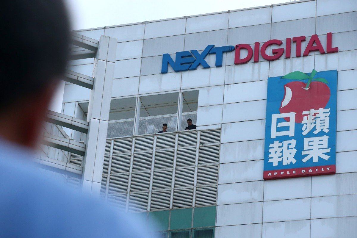 Hong Kong newspaper Apply Daily gets injunction against reporters' doxxing after harassment related to...