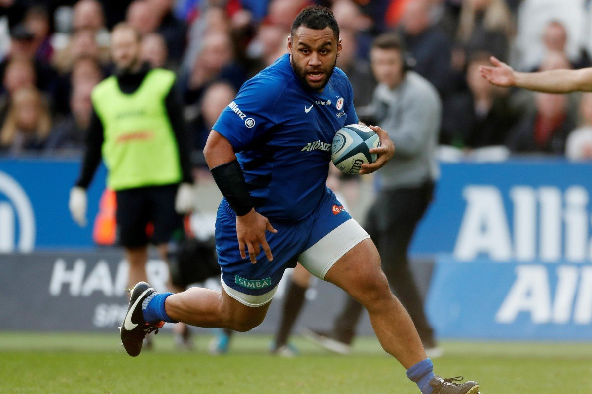 Rugby World Cup 2019: over a fifth of players are not representing their birth countries at most diverse...