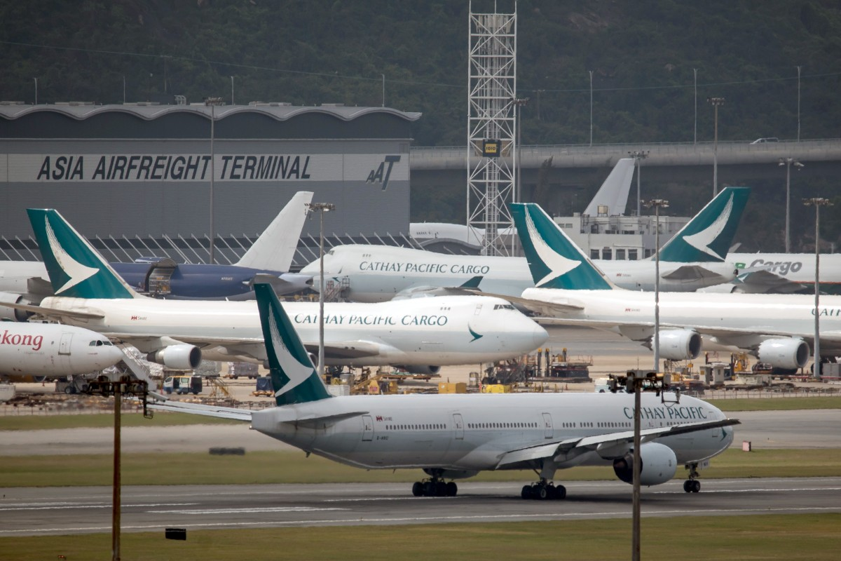 Three more oxygen bottles found tampered with on Cathay Pacific flights, adding to Hong Kong carrier's...