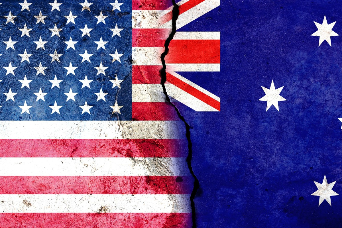 US and Australia grow apart on China, behind the smiles and handshakes