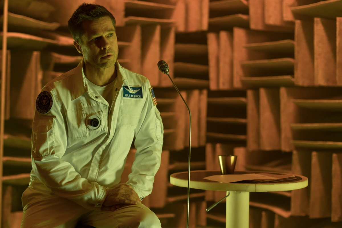 Ad Astra: Brad Pitt, James Gray talk about making Apocalypse Now in space – 'there were so many walls we...