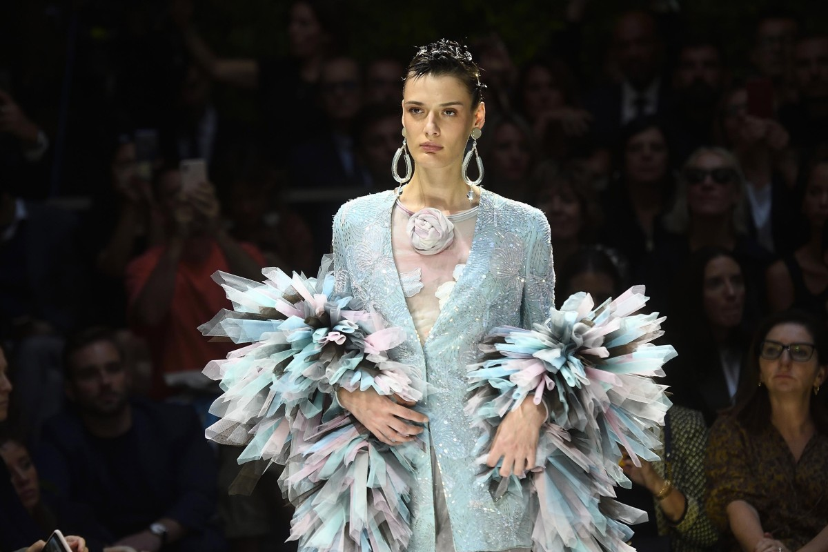 The Gong Show 2020 Host.Milan Fashion Week Giorgio Armani Channels Natural Vibes
