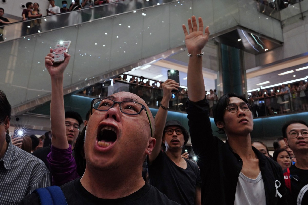 Hong Kong protest anthem Glory to Hong Kong takes on a life of its own, translated and performed in sign...