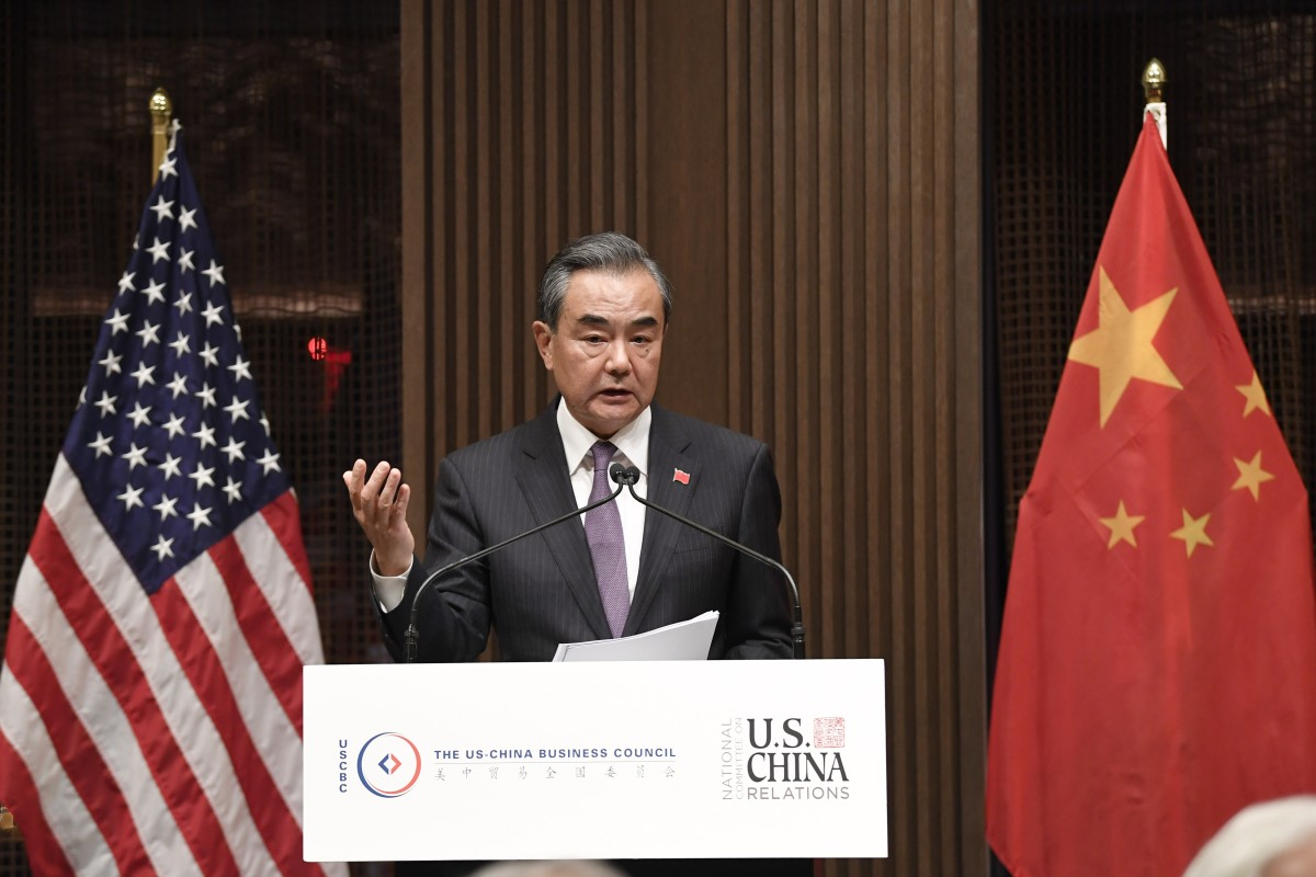 China doesn't want to supplant the US, but it will keep growing, Beijing says