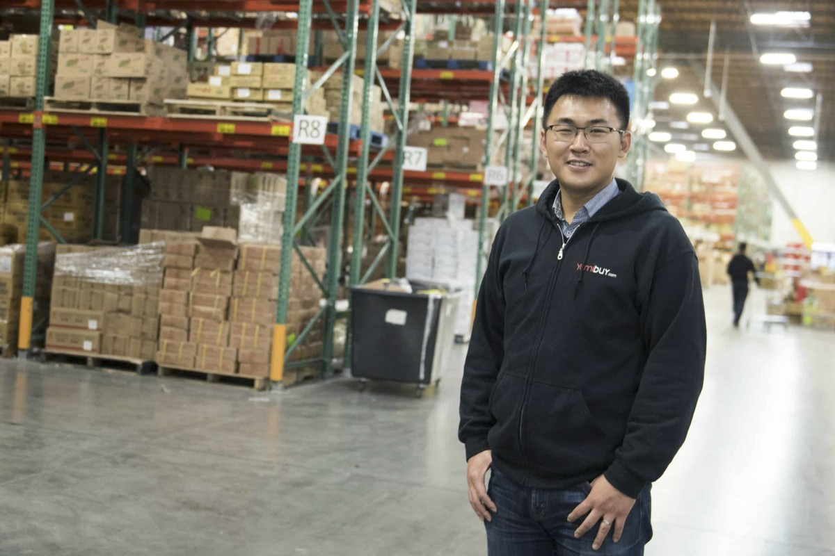 Inside China Tech: Leaders in Tech - Yamibuy's Alex Zhou on building a US$100 million business on homesickness