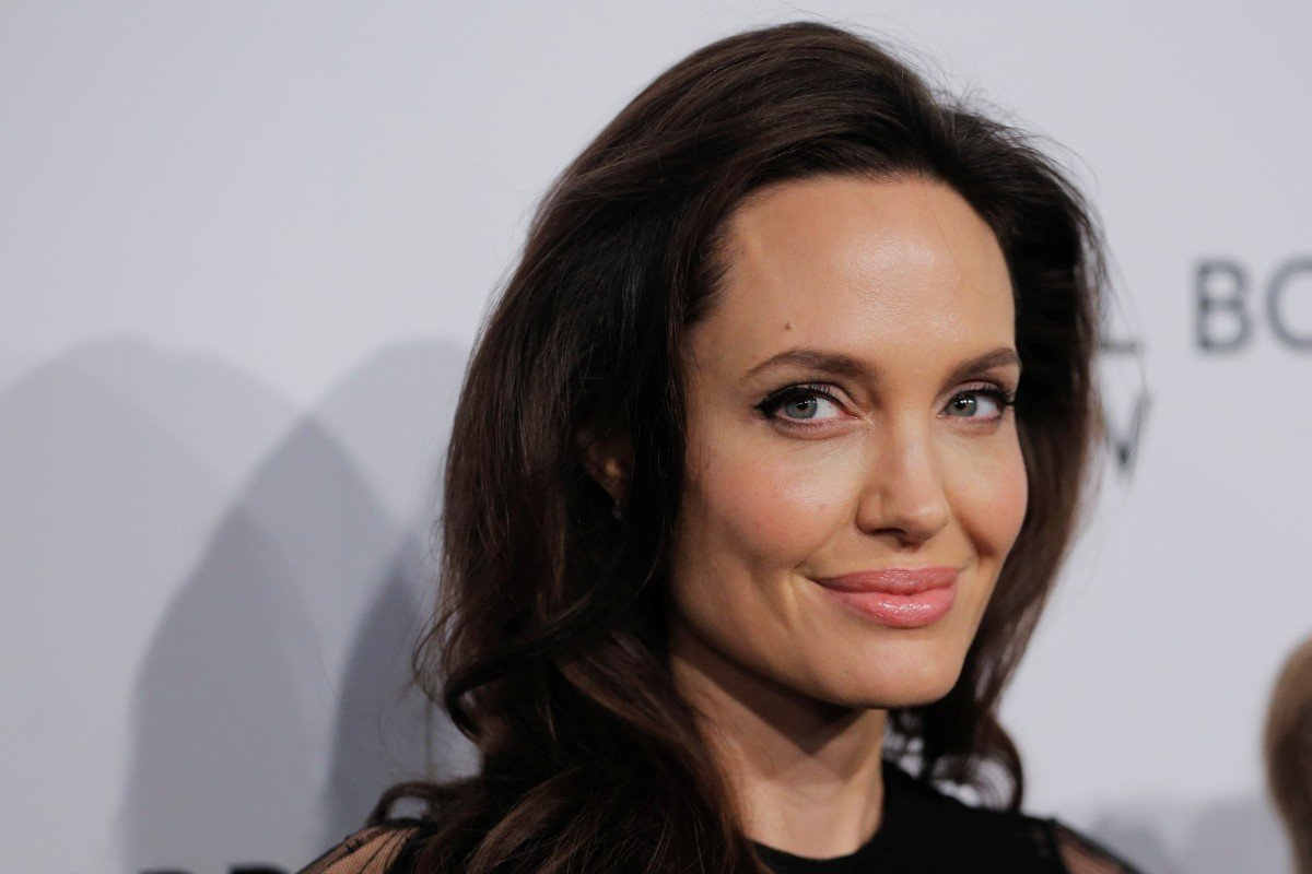 Angelina Jolie Tits angelina jolie and 4 other celebrities who have shared their