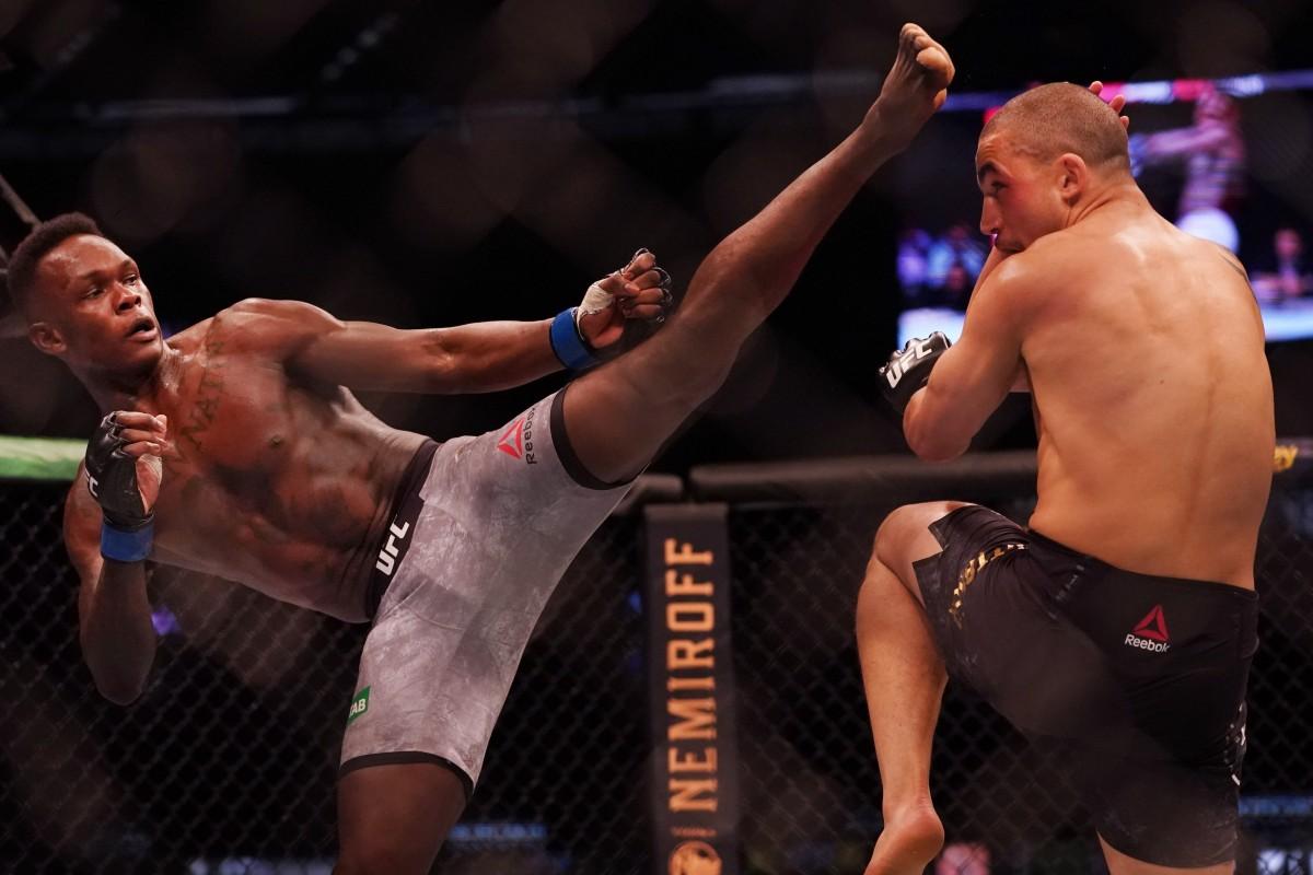 UFC 243 Israel Adesanya likes Paulo Costa fight next \u2013 so