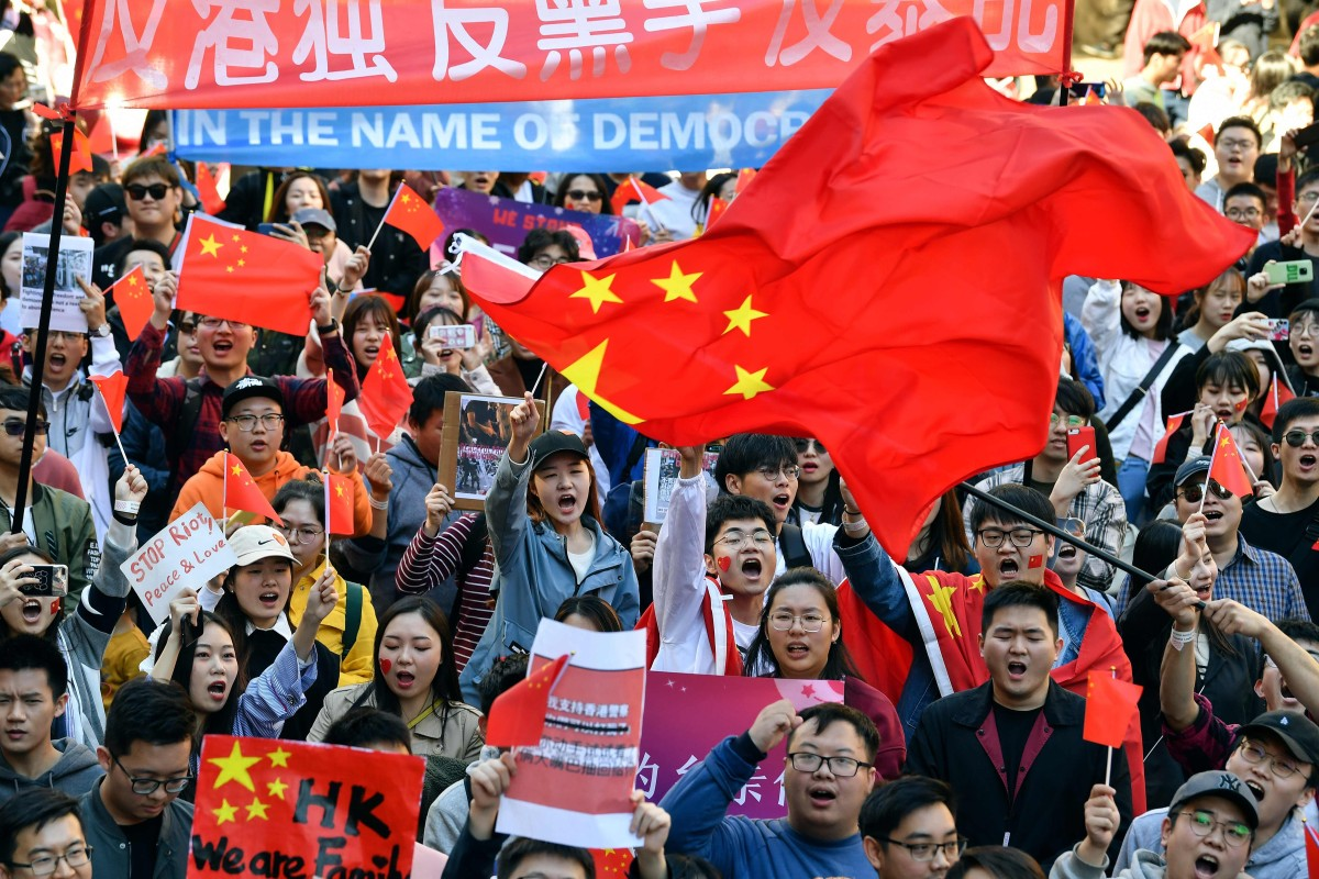 Huaren or huaqiao? Beijing respects the difference and is not coercing foreigners to toe its line