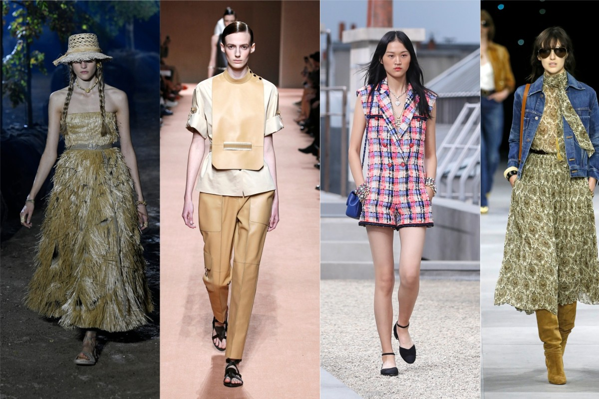 From Dior To Chanel The Best Of Paris Fashion Week Spring Summer 2020 South China Morning Post