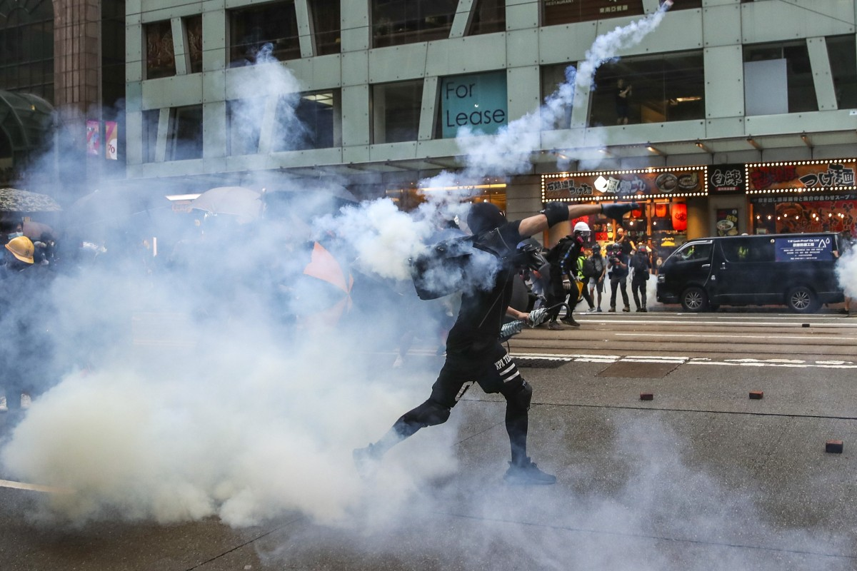 Why Beijing chooses to wait for a natural turning point in Hong Kong's protest crisis