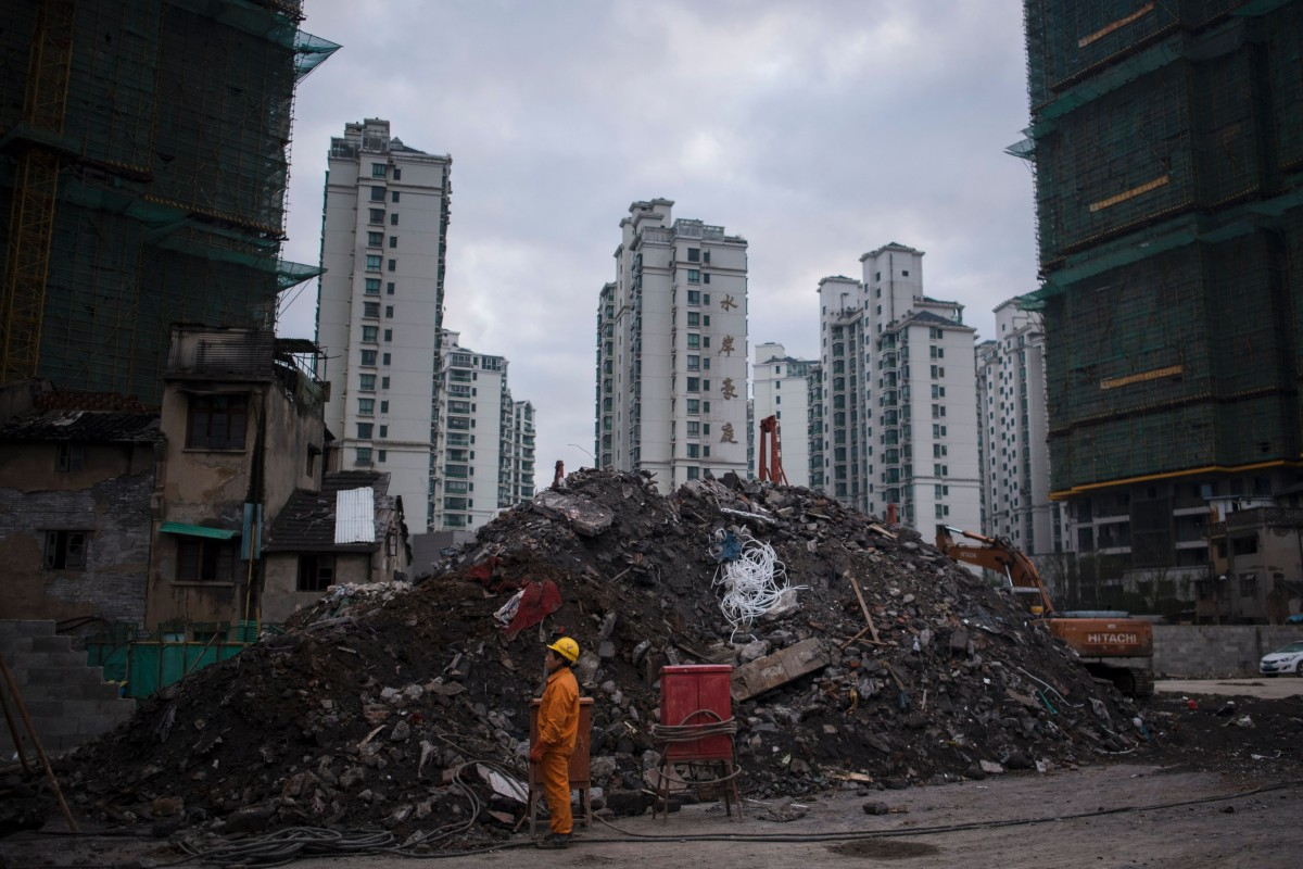 China counts the environmental cost of its construction boom, as 1.5 billion tonnes of waste created every...
