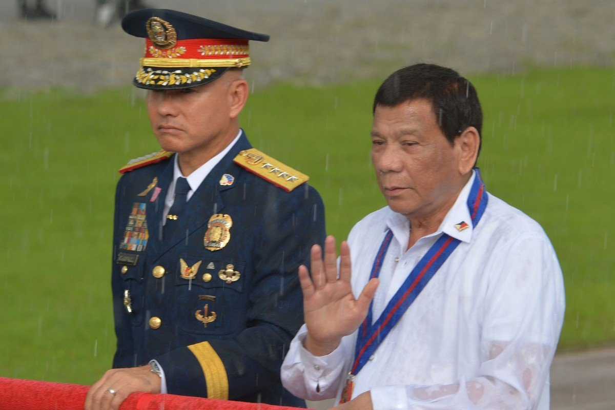 Philippines police chief lost moral standing over 'ninja cops' scandal: critics