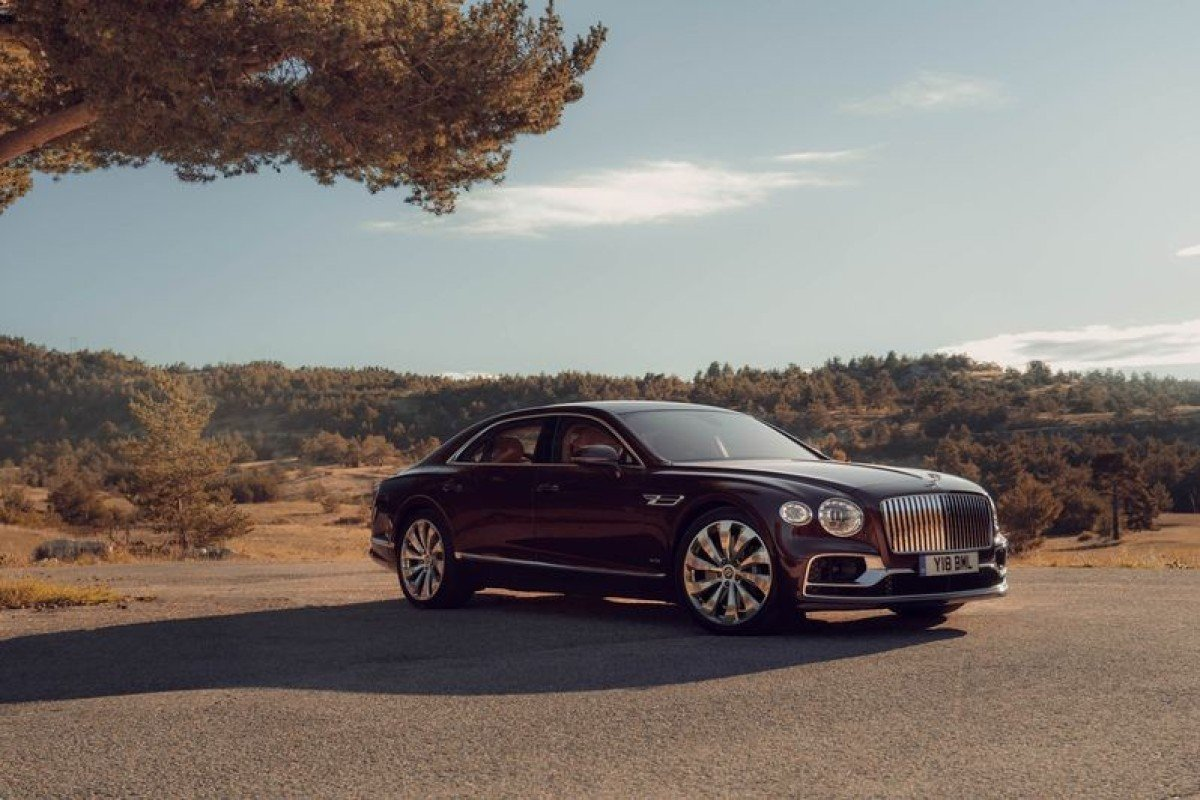 2020 Bentley Flying Spur: 6 design features that make this luxury sedan a work of genius