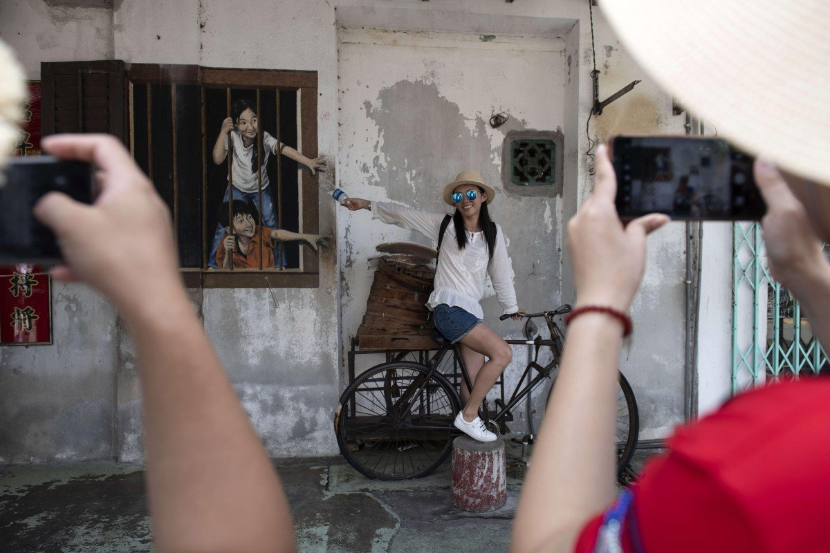 How Penang's art scene was killed by Instagram tourists and gentrification, sparked by a single mural