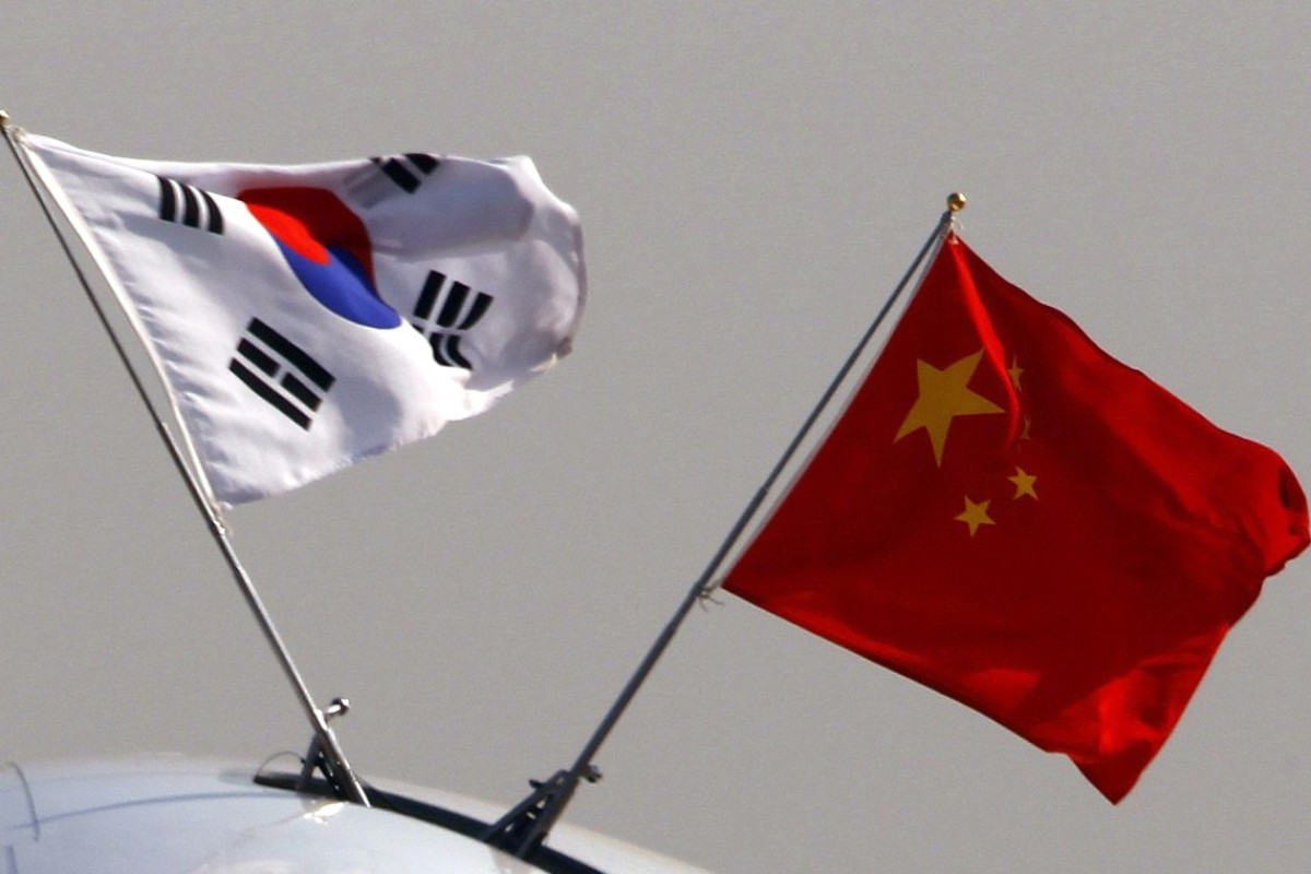 China and South Korea set to restart annual defence talks after five-year break