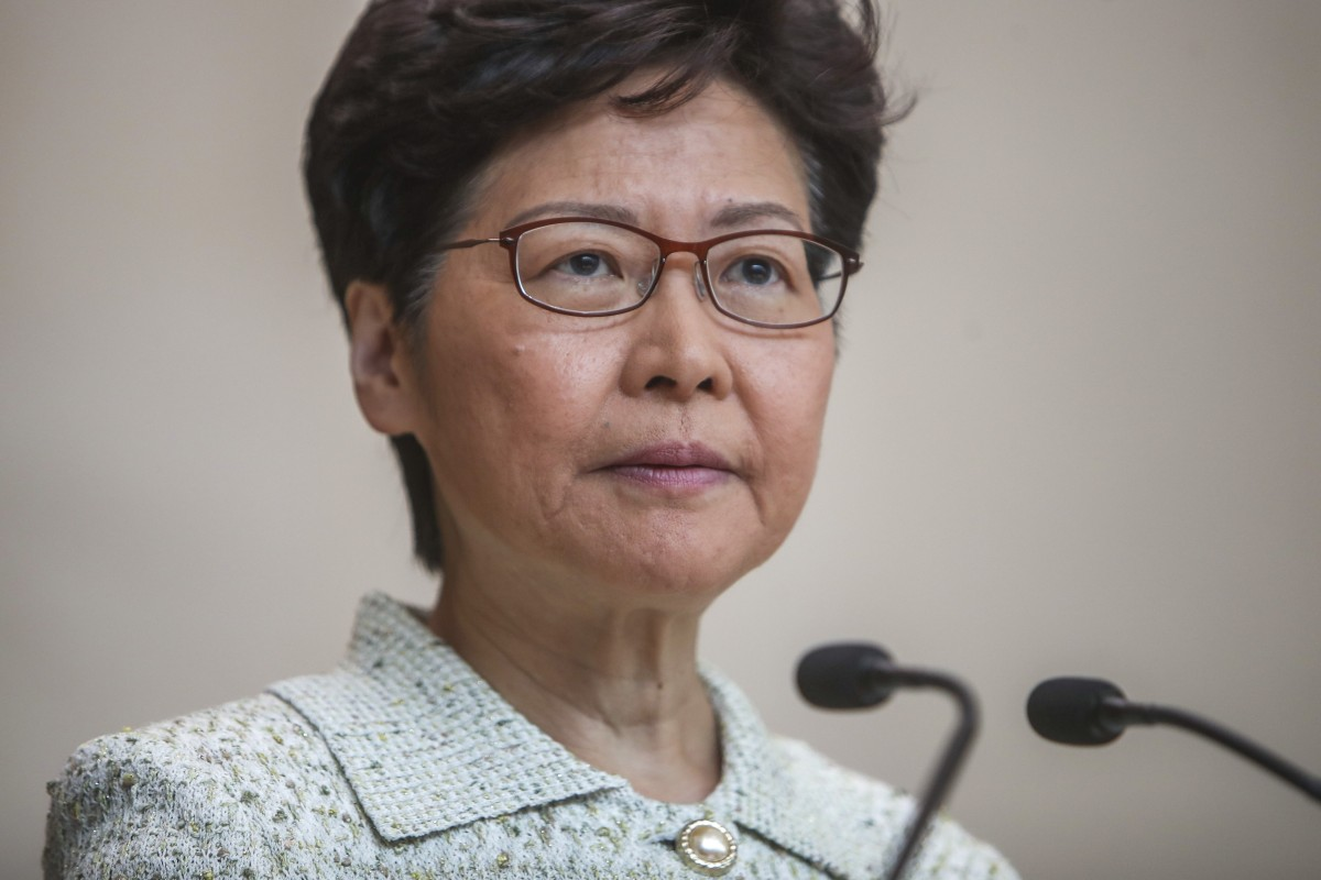 China dismisses reports of Carrie Lam replacement plans for Hong Kong