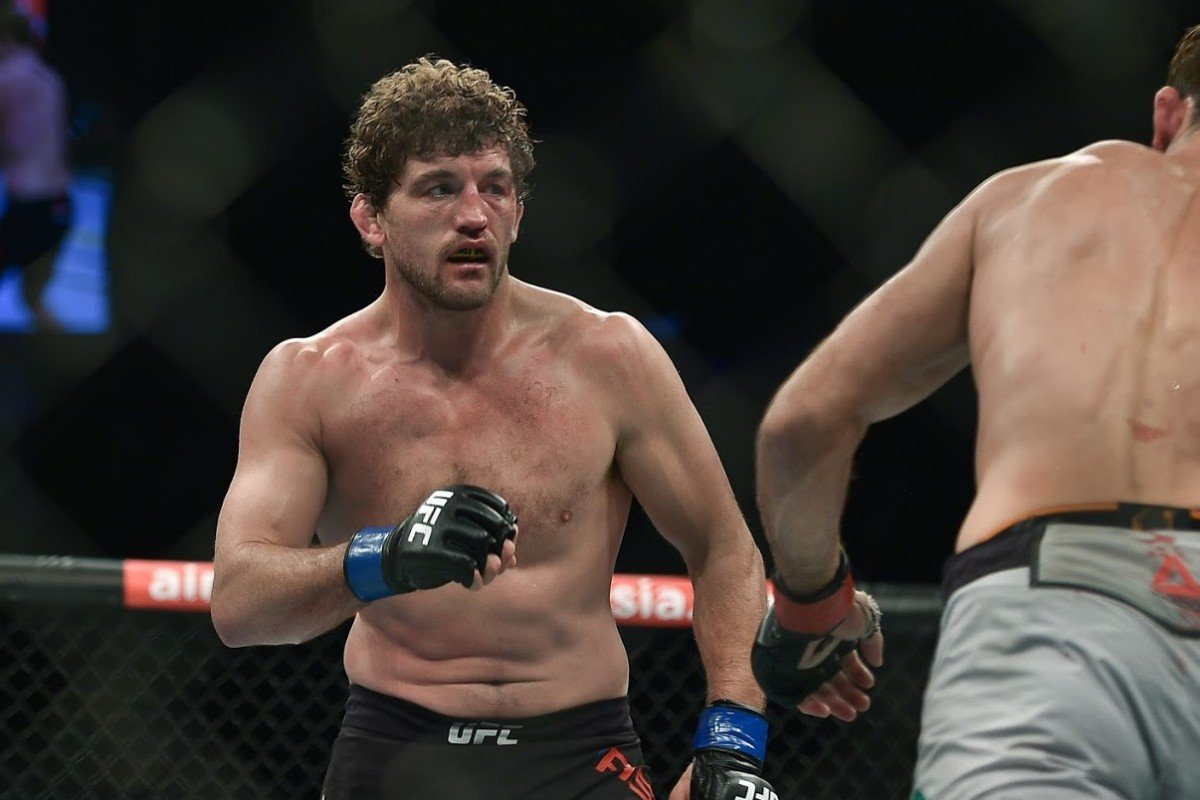 UFC Legend Ben Askren Reveals He Went To The WWE Performance Center